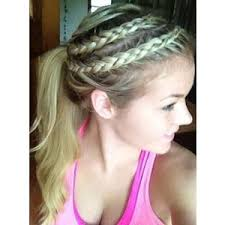 gymnastics picture hair style gymnastic s diva 89 polyvore
