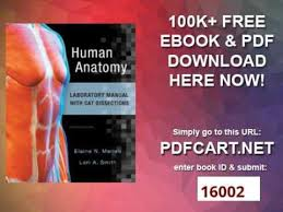 Human Anatomy And Physiology 8th Edition Human Anatomy Laboratory Manual With Cat Dissections 8th Edition