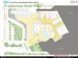 Bus Terminal Floor Plan Design Oku Vocational And Rehabilitation Center U2013 Ifelani