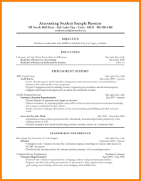 resume sle for ojt accounting students meme summer movie internship resume objective exles of resumes good for accou sevte