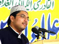Sahibzada Hussain Mohy-ud-Din Qadri delivered his speech on the topic of ... - meh-qirat07-bazm_03