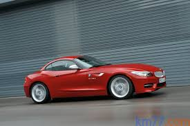 bmw z4 sdrive35is paquete deportivo m descapotable karmesinrot