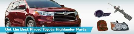 2002 toyota highlander parts toyota highlander parts partsgeek com