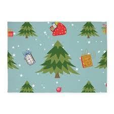 christmas rugs christmas home decor