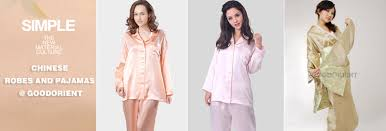 Most Comfortable Pajamas For Women Chinese Robe Women Silk Robe Embroidered Bath Robe