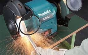 Pro Tech Bench Grinder Makita Gb801 Bench Grinder 550w Tools4wood