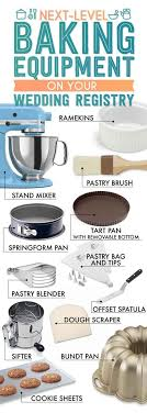 wedding registry tools the essential wedding registry list for your kitchen basic