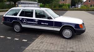 mercedes road side assistance 1986 mercedes 300td w124 service wagen roadside assistance