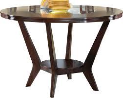 mesa de comedor redonda tipo barra cindy crawford home highland