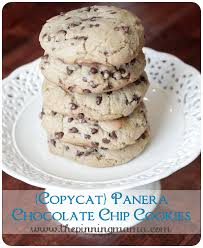 Panera Bread Pumpkin Muffin Carbs by Check Out Copycat Panera Chewy Chocolate Chip Cookies It U0027s So