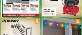 home depot guam black friday home depot weekly ad circular sales flyer