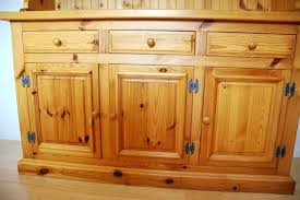meuble cuisine en pin buffet de cuisine en pin massif meuble cuisine en pin meuble bas