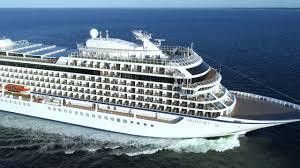viking sky cruise ship via the cape cod canal 4k youtube