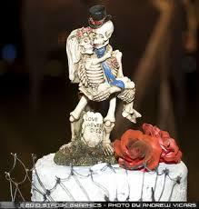 skeleton cake topper a family tree of holidays christmas trees skeleton