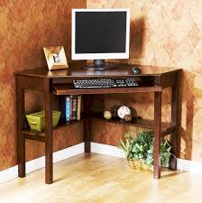 All Wood Computer Desk Solid Wood Small Computer Desk With Hutch Homefurniture Org
