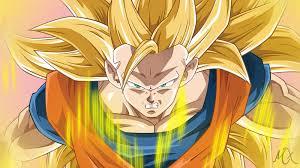 dbz powerful ssj3 goku battle gods saga