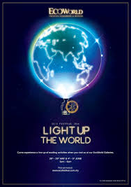 Light Up The World Light Up The World Campaign For Eco Festival