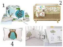 Boy Owl Crib Bedding Sets Bedroom Add Cute Character To Your Kids Room With Rosenberry