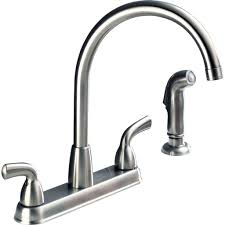 white kitchen faucet kitchen kohler single handle faucet repair kohler white kitchen