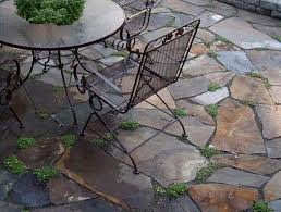 Patio Flagstone Prices Patio Materials Landscaping Network