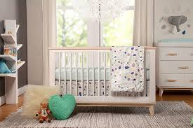 Babyletto Convertible Crib Babyletto Scoot 3 In 1 Crib With Toddler Rail