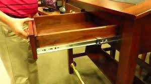 Office Furniture Stand Up Desk by Amish Office Furniture Executive Stand Up Desk Youtube