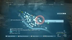 mgs5 africa map steam community guide all collectible with map