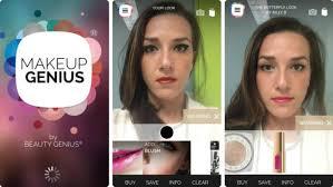hair and makeup app l oréal s new makeup app is a makeup genius