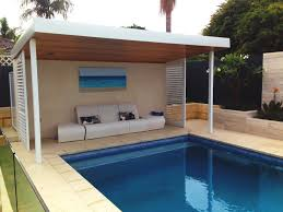 timber gazebo swimming pool area ideas pinterest pool cabana