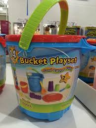 sand and water table costco 14pc bucket playset sand and water fun costcochaser