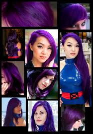 ion haircolor pucs net s little corner purple hair ion color brilliance