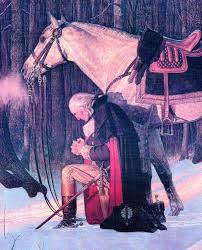 george washington father of our country he fought along side w