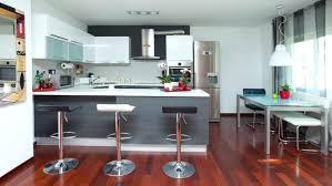 cuisine ouverte avec bar sur salon modele de cuisine americaine mol cuisine modele de cuisine