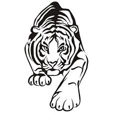 printable coloring pages of tigers 8602 coloringspace com free