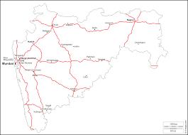 Maharashtra Map Blank by Navi Mumbai Map Outline Related Keywords U0026 Suggestions Navi