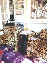 Leopard Chairs Living Room Chairs For Living Room Leopard Print Chair Animal Print Chairs