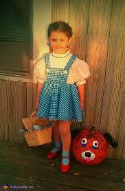 Toddler Dorothy Halloween Costume Dorothy Costume