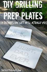 personalized grill platter these a s day diy will actually use