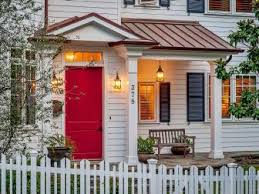 Exterior Door Colors Quiz What Color Should Your Front Door Be Hgtv