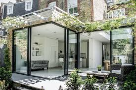Patio Doors With Windows That Open Open Corner Sliding Doors Iq Glass Minimal Windows