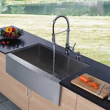 stainless steel farmhouse sink for kitchen u2014 farmhouse design and
