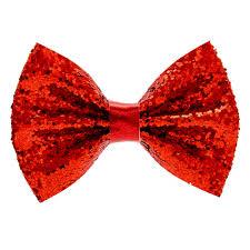 bow for hair mini glitter bow hair barrette s