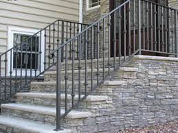 Banisters And Railings Aluminum Railings Nj Carl U0027s Fencing Decking And Home Improvements