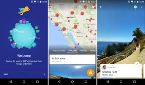 Map Street View Google U0027s New Street View App Lets You Add Your Own Spherical Photos