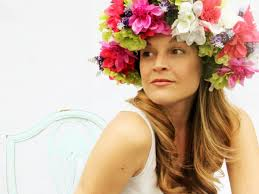 floral headpiece how to make a floral wreath how tos diy