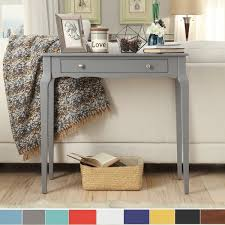 accent sofa table daniella 1 drawer wood accent console sofa table by inspire q bold