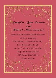 online marriage invitation card wedding invitation sle wedding invitation online marriage