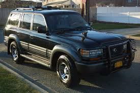 lexus for sale vancouver bc for sale 1996 lexus lx450 100 rust free lockers all original