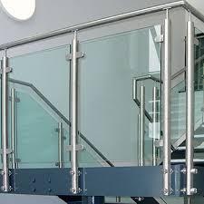 Stainless Steel Handrails Brisbane Stainless Steel Balustrade Baluster Post Bracket Example