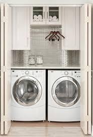 style laundry decor ideas design laundry room ideas stacked